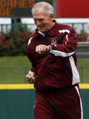 The love affair between Bill Rowe and Missouri State University didn't end with his official retirement.