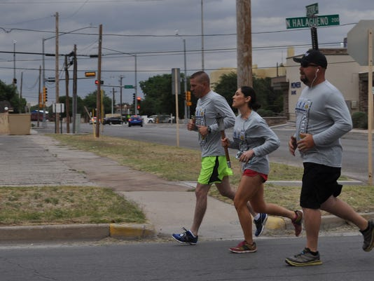 Special Olympic Torch Run