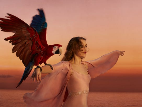 As a songwriter, Joanna Newsom is known for her complex