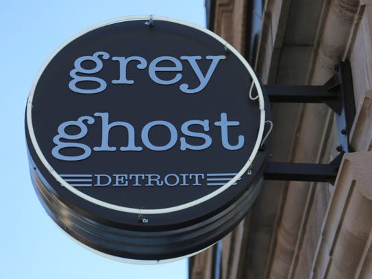 Grey Ghost in Detroit's Brush Park neighborhood will