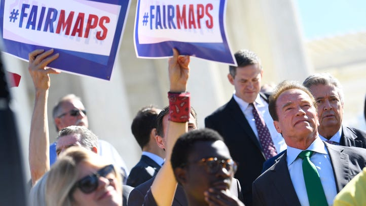 The battle over partisan election maps has dominated