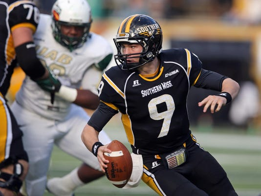 NCAA Football: Alabama-Birmingham at Southern Mississippi