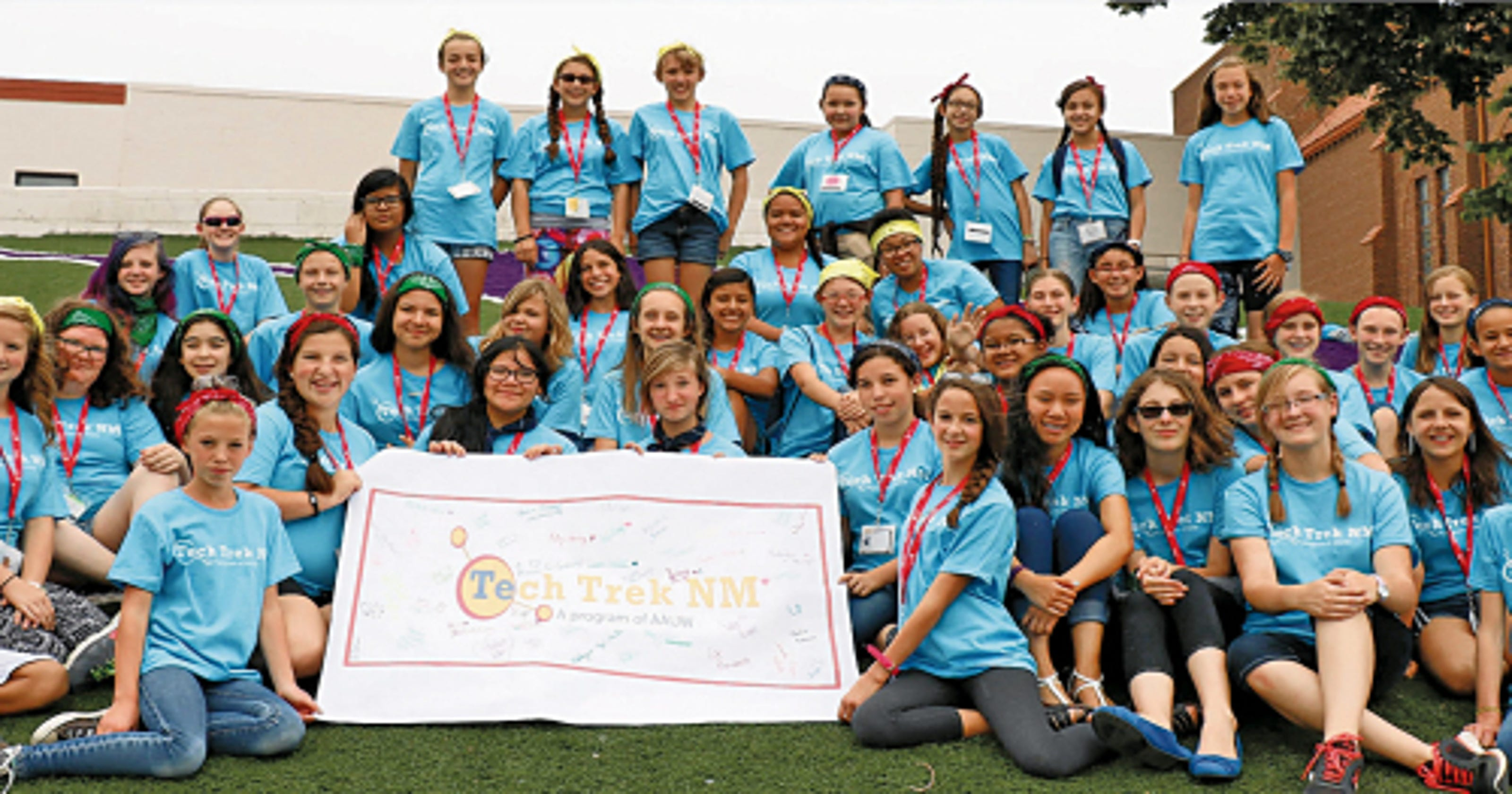 New Mexico Girls Explore STEM Careers (Aug  20)