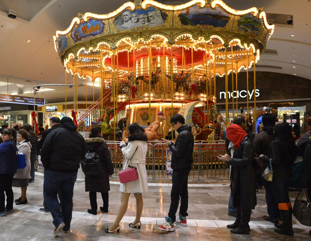 Garden State Plaza Mall Directory