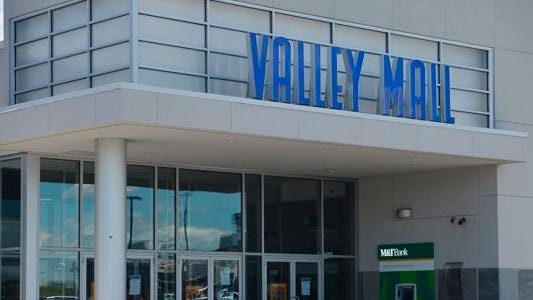 The Valley Mall near Hagerstown, Maryland will reopen on June 20, according to the mall's general manager. PROVIDED PHOTO
