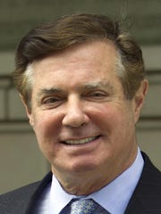 Paul Manafort, President Donald Trump's former campaign