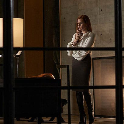 Review: Two stories collide in 'Nocturnal Animals'