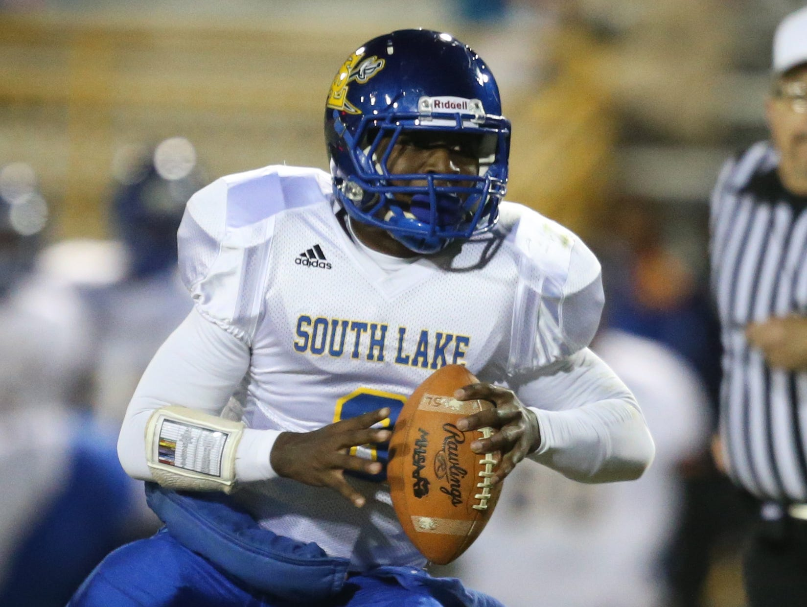 St. Clair Shores South Lake's Datrell Milling