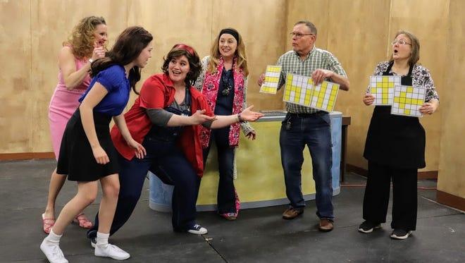 "Great Northern Theatre Company presents ""Bingo! The Winning Musical."""