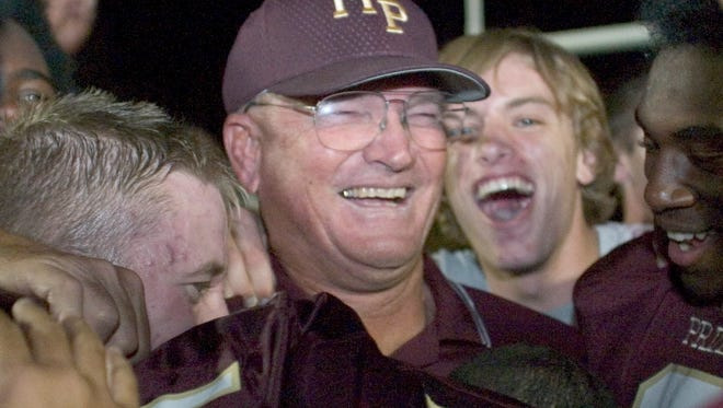 Karl Kiefer started the football program at Phoenix Mountain Pointe after winning three state championships at Tempe McClintock.