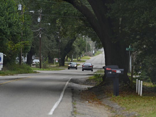 Massachusetts Ave. between W st. and Palafox will be upgraded with sidewalks.