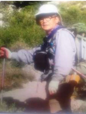 """John """"Bum"""" Lee, 68, Mentone, reported missing in Mt. Whitney."""