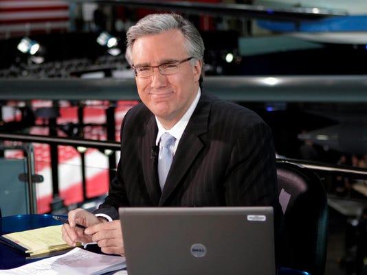 AP TV OLBERMANN CURRENT A FILE ENT USA CA