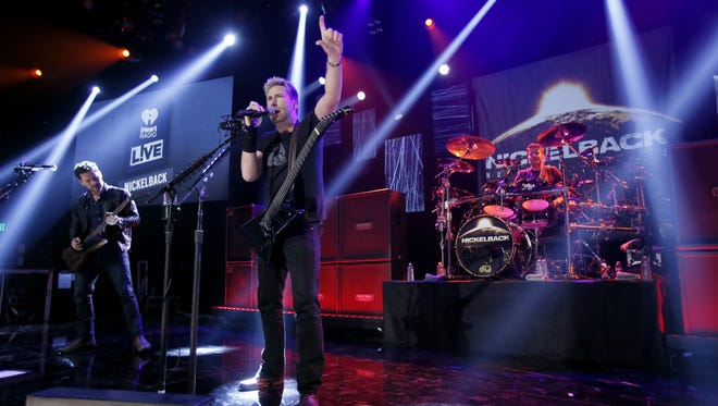 Nickelback, which has been a big punchline on the internet for a long time, will play at Hersheypark Stadium on Saturday, Aug. 5.
