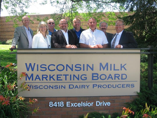Leading the Wisconsin Milk Marketing Board through