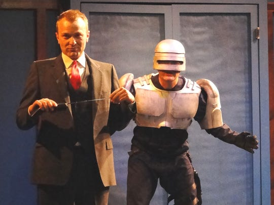 """""""RoboCop! The Musical"""" returns Thursday to City Theatre for a short run that continues through Aug. 26."""