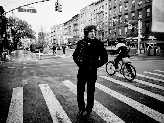 Jesse Malin will open for Alejandro Escovedo at the Lobero Theatre this weekend.