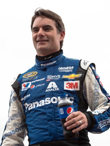 Jeff Gordon will race Sonoma this weekend, where he