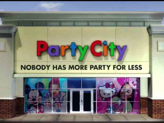 Party City is closing about 5% of its stores in 2019.
