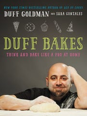 Duff Goldman will be signing copies of his book at