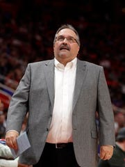 Stan Van Gundy became the latest in a string of Pistons
