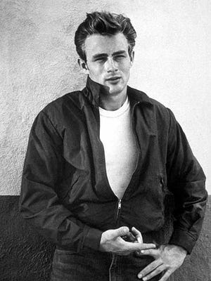 It's hard to imagine James Dean wearing a medical mask during a pandemic, which may explain why some people -- men in particular -- are reluctant to wear one.