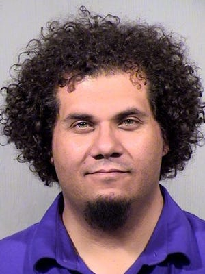 Werner Alcid Girard, 37, taught in the Peoria Unified School district until the end of the 2013-2014 school year.