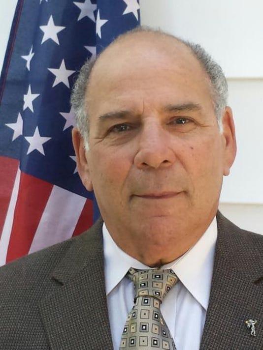 Robert Morris, Suffern Board of Trustees