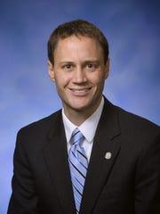 Michigan state Rep. Tom Leonard, a Republican from Dewitt Township