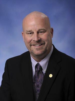 Former Michigan State Rep. Al Pscholka