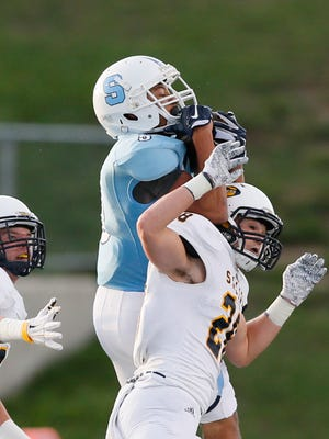 Hunter Rison, the son of MSU receiving great Andre Rison, also reportedly had scholarship offers from Alabama, Ohio State, Oklahoma, Oregon, Penn State and Texas A&M, among others.