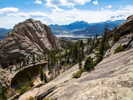 Rocky Mountain National Park Will Take Your Breath Away