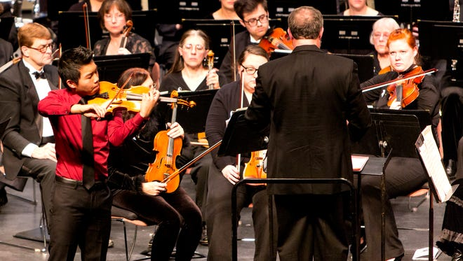 The Central Wisconsin Symphony Orchestra held its annual meeting on July 18, 2016.