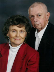 George and Evelyn Ghearing