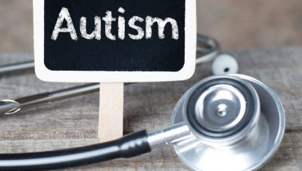 There are moments in life when the joys of being a new parent can slowly turn to concern and ultimately, heartbreak. A diagnosis of autism means his world and yours will dramatically change.