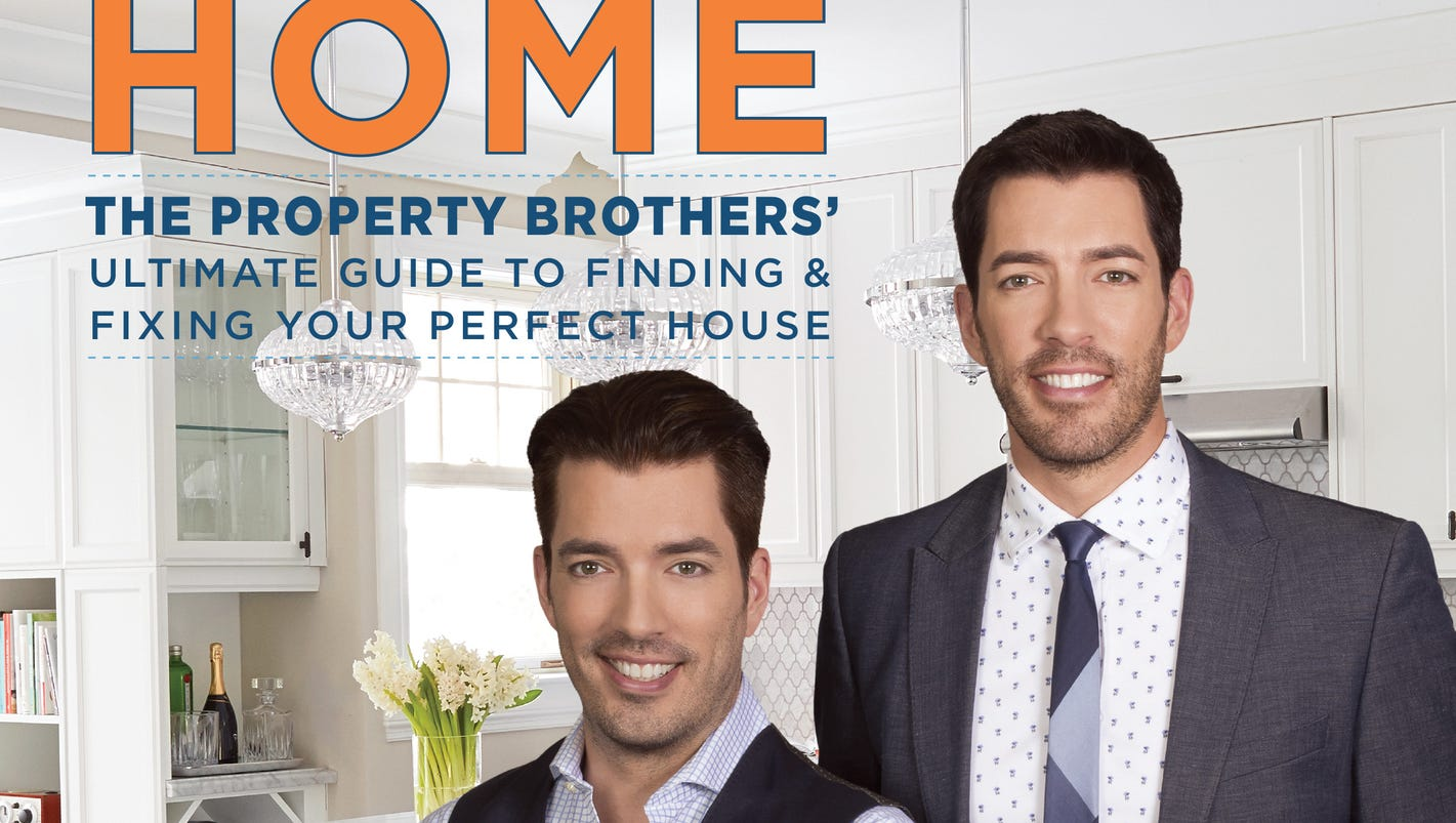 Property Brothers Sign 39 Dream Book Deal