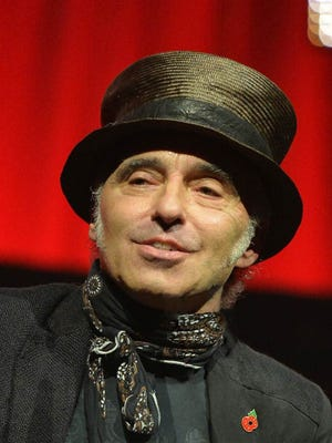 """E Street Band guitarist Nils Lofgren recently released a live solo CD and a 10-disc career retrospective titled """"Face the Music."""""""
