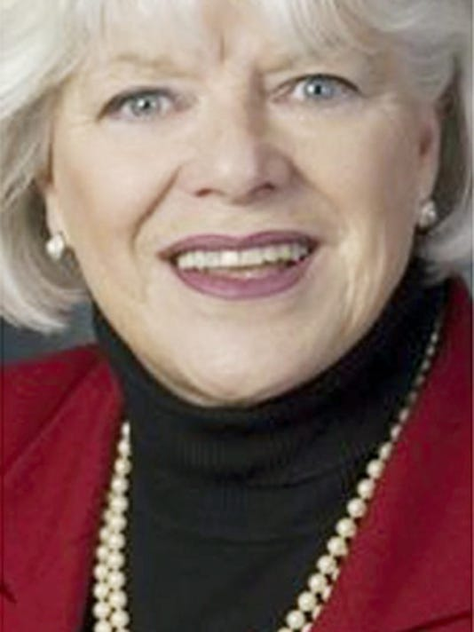 mauree gingrich, Lebanon Daily News -- File