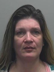 Traci Kelly, 37, is charged with several felonies stemming