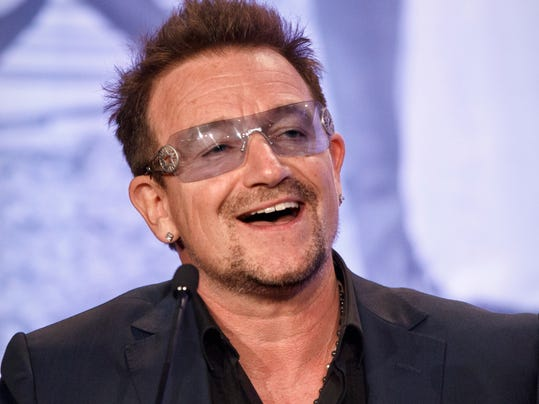 Germany Bono Plane Scare