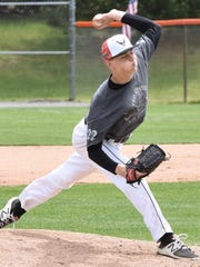 Left-hander Ryan Pumper got the win in a 7-0 Armed Forces Day win over Lakeland.