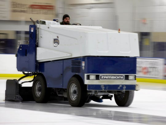 Greenville County is is hiring a part-time Zamboni driver.