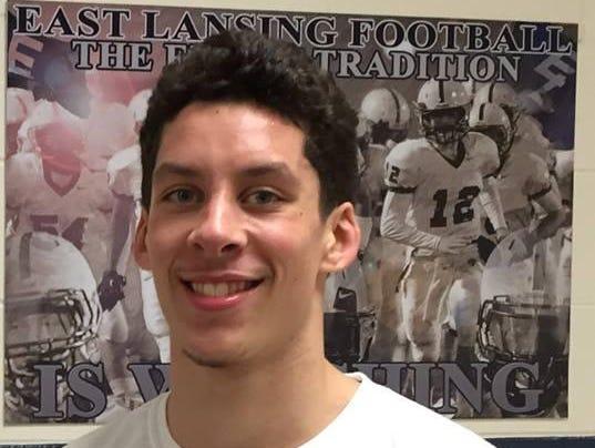 Brandon Johns, East Lansing