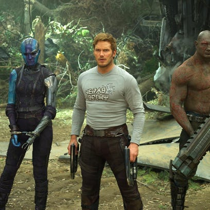 'Guardians' back and better than the first