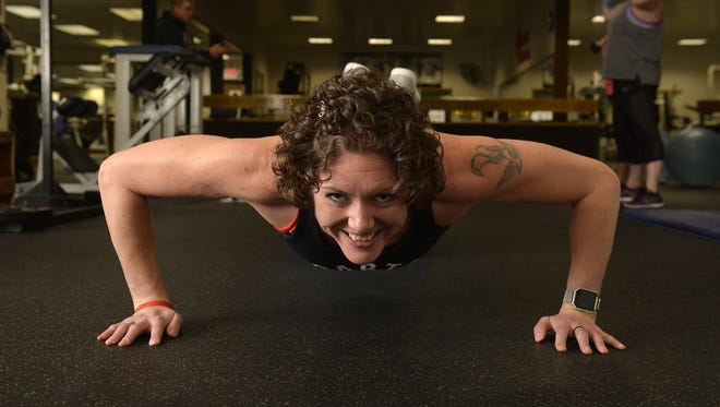 Kayla Webber is currently training for her next Spartan Race which takes place this December in Iceland.