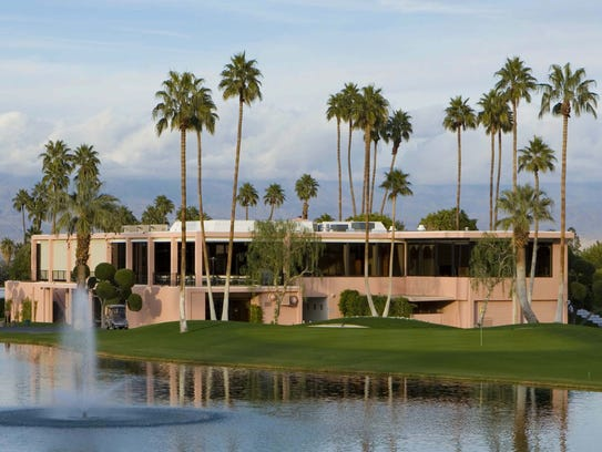 The Marrakesh Country Club in Palm Desert.