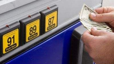 Green Bay area gas prices are 64 cents  less than a year ago.