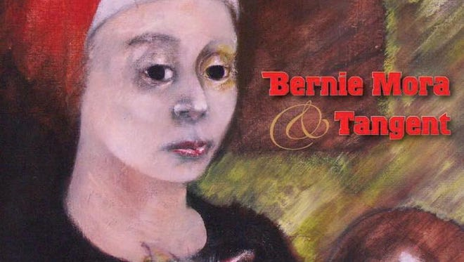 """Transformation,"" the new album by Bernie Mora & Tangent."