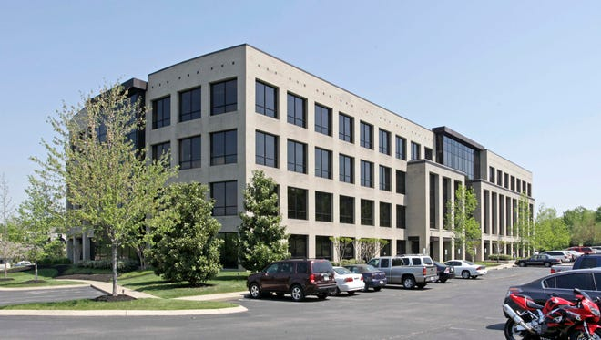 The four-story, 104,899-square-foot Horizon Center building at 9020 Overlook Blvd. sold for nearly $21 million.