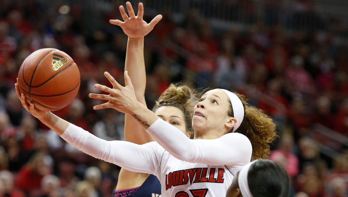Louisville women's basketball team could play close to ...